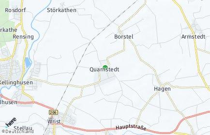 Stadtplan Quarnstedt