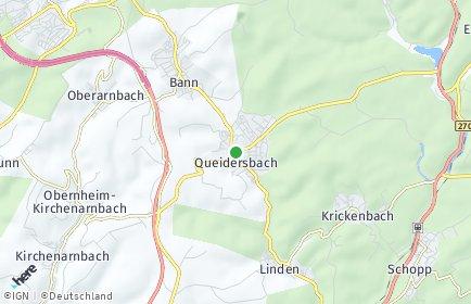 Stadtplan Queidersbach