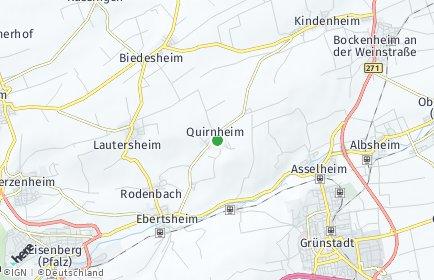 Stadtplan Quirnheim