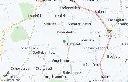 Stadtplan Rabenholz