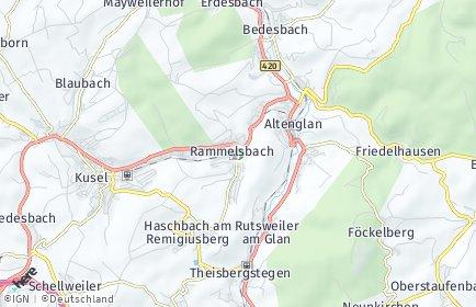 Stadtplan Rammelsbach