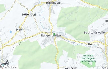 Stadtplan Rangendingen