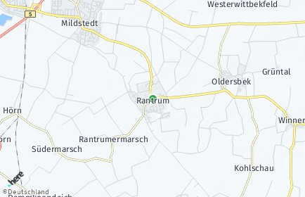 Stadtplan Rantrum