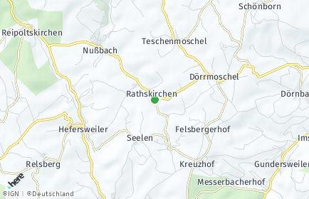Stadtplan Rathskirchen