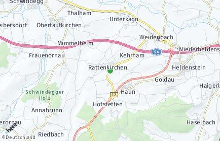 Stadtplan Rattenkirchen