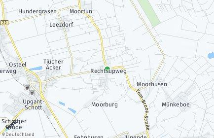 Stadtplan Rechtsupweg