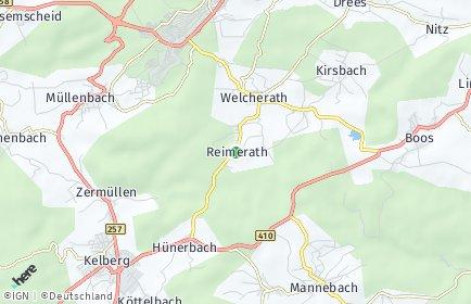 Stadtplan Reimerath