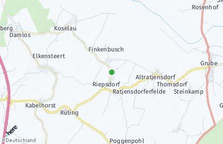 Stadtplan Riepsdorf