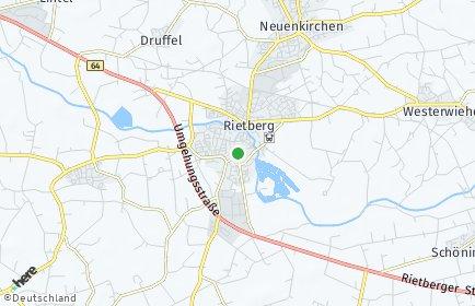 Stadtplan Rietberg