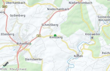 Stadtplan Rimsberg