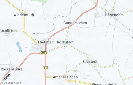 Stadtplan Rockstedt