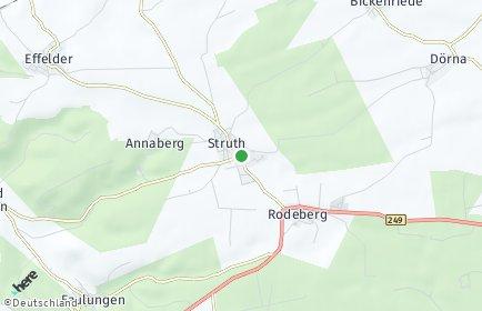 Stadtplan Rodeberg