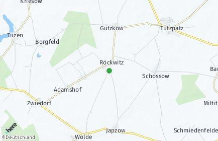 Stadtplan Röckwitz