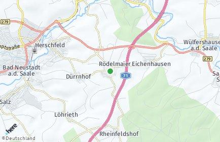 Stadtplan Rödelmaier