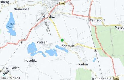 Stadtplan Röderaue