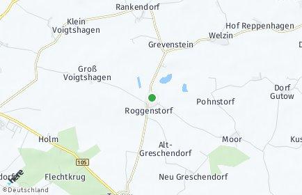 Stadtplan Roggenstorf