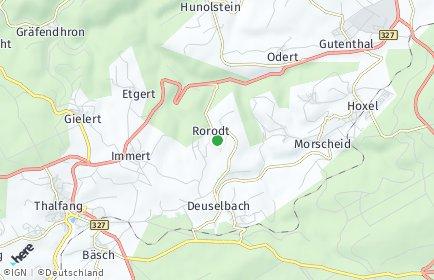Stadtplan Rorodt