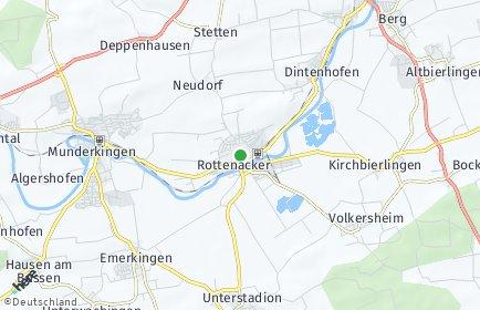 Stadtplan Rottenacker