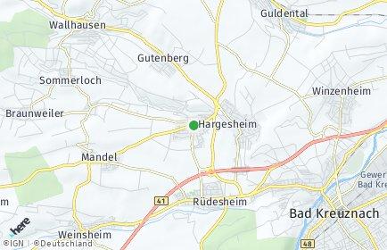 Stadtplan Roxheim