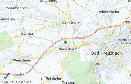 Stadtplan Rüdesheim