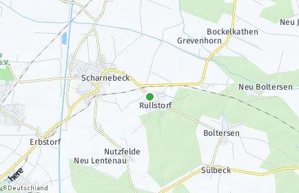 Stadtplan Rullstorf