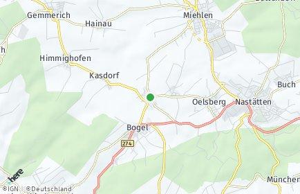 Stadtplan Ruppertshofen (Rhein-Lahn-Kreis)