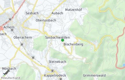 Stadtplan Sasbachwalden