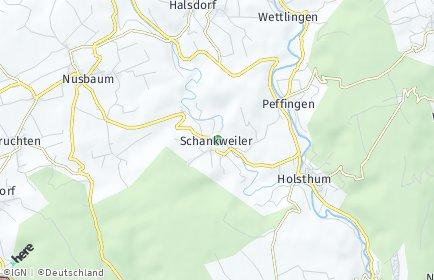 Stadtplan Schankweiler