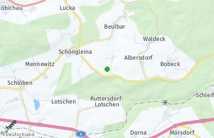 Stadtplan Scheiditz