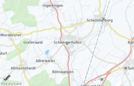 Schemmerhofen Plz