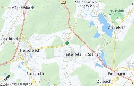 Stadtplan Schenkelberg