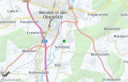 Stadtplan Schirmitz