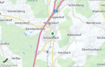 Stadtplan Schnaittach