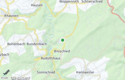 Stadtplan Schneppenbach