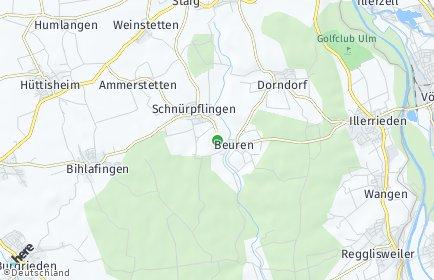 Stadtplan Schnürpflingen