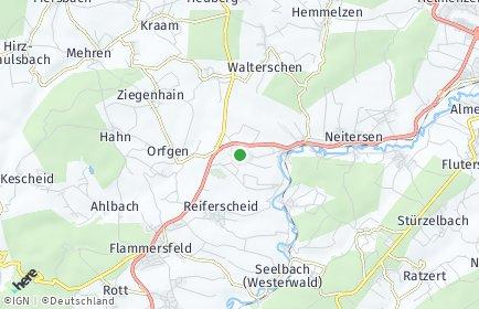 Stadtplan Schürdt