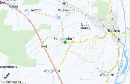 Stadtplan Schulendorf