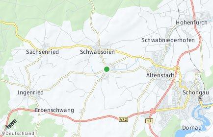 Stadtplan Schwabbruck