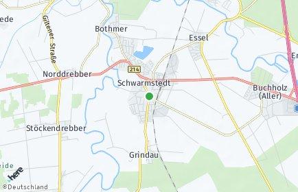 Stadtplan Schwarmstedt