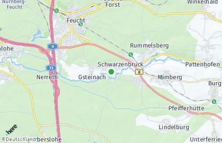 Stadtplan Schwarzenbruck