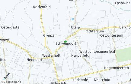 Stadtplan Schweindorf
