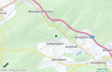 Stadtplan Seibersbach