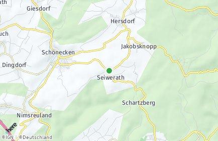 Stadtplan Seiwerath