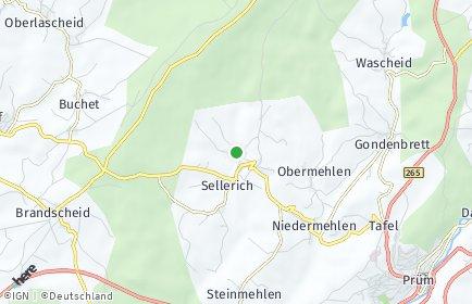 Stadtplan Sellerich