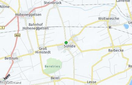 Stadtplan Söhlde
