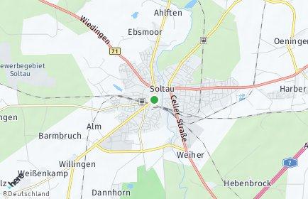 Stadtplan Soltau