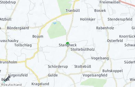 Stadtplan Stangheck
