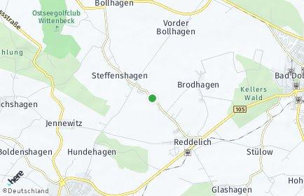Stadtplan Steffenshagen