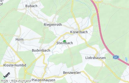 Stadtplan Steinbach (Hunsrück)