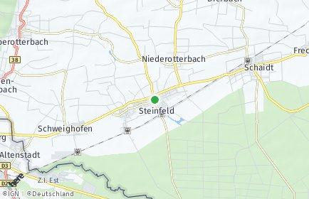 Stadtplan Steinfeld (Pfalz)
